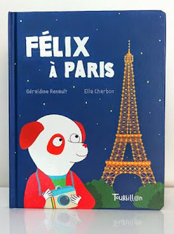 Félix à Paris, éditions Tourbillon