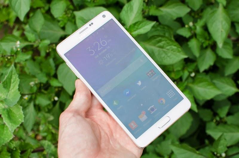 Kemampuan Layar Samsung Quad HD Super AMOLED