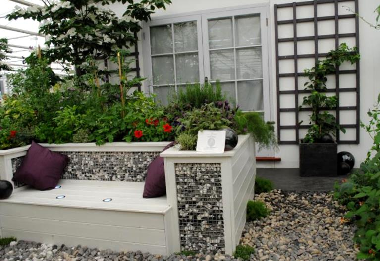 Chelsea flower show paisajismo como nunca has visto for Paisajismo de terrazas