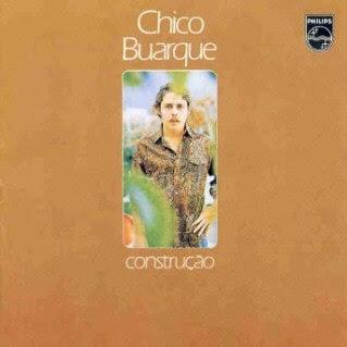 Carátula de Construção (Chico Buarque 1971)