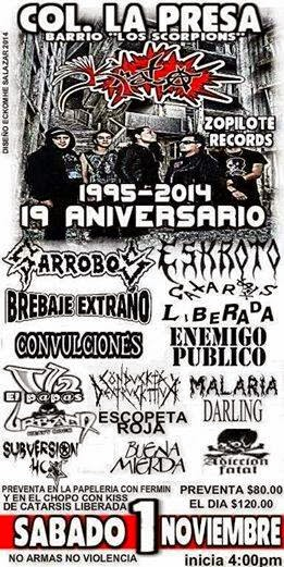 19 Aniversario Krata