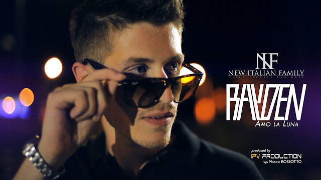 Rayden - Amo La Luna - testo video download