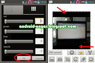 Tips membuat DP BBM gambar ukuran lebar