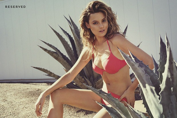 Reserved Swimwear Spring/Summer 2015 Campaign