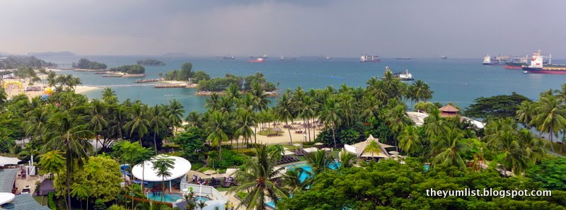 Shangri-La's Rasa Sentosa Resort and Spa, Singapore