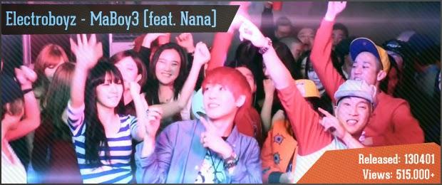 Electroboys Maboy3 ft Nana