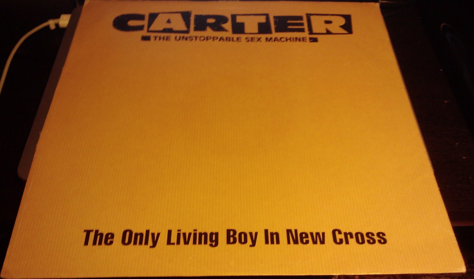 Carter The Unstoppable Sex Machine - The Only Living Boy In New Cross (1992) ...