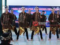 Lomba Thongtek Jadi Ajang Pelestarian Kesenian Tradisional