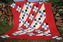 Nine Patch Quilt of Valor