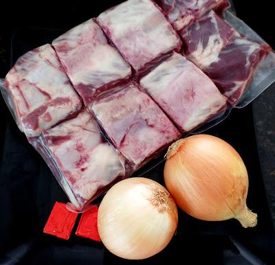 costela bovina cebola