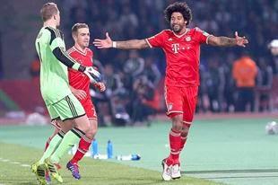 FUTBOL Mundial de Clubes 2013--El Bayern de Guardiola es el nuevo campéon mundial.