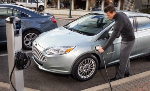 "Ford Entering ""Green Zone"" to Improve Efficiency of Electric Vehicles"