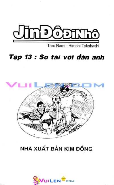 Jindodinho - Đường Dẫn Đến Khung Thành III  Tập 13 page 1 Congtruyen24h
