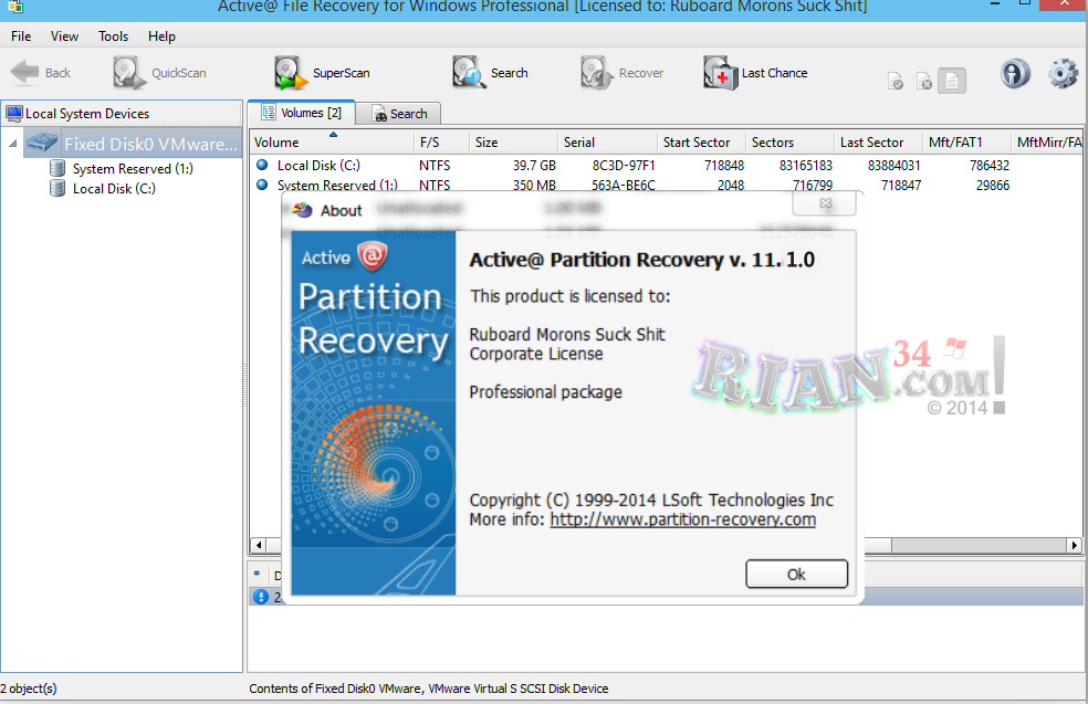 Active Partition Recovery Professional v11.1.0 Full Serial Key | Andro Full Apk