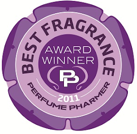 BEST FRAGRANCE AWARD - Perfume Pharmer Annual Niche Perfume Awards 2011