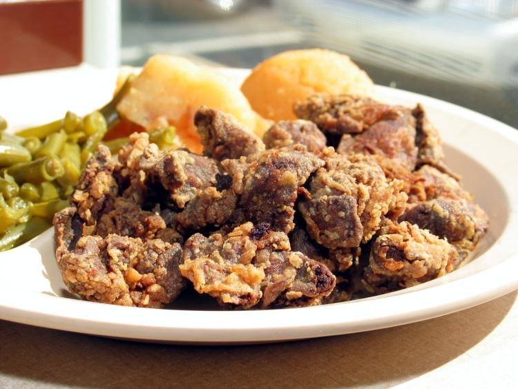 The obsessive chef chicken livers with paprika and sneezes for Baked chicken liver recipes