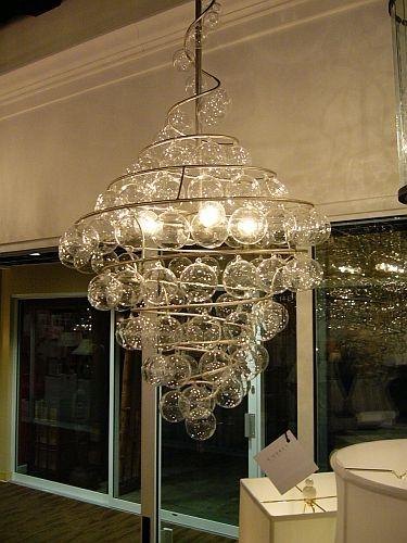 modern foyer pendants