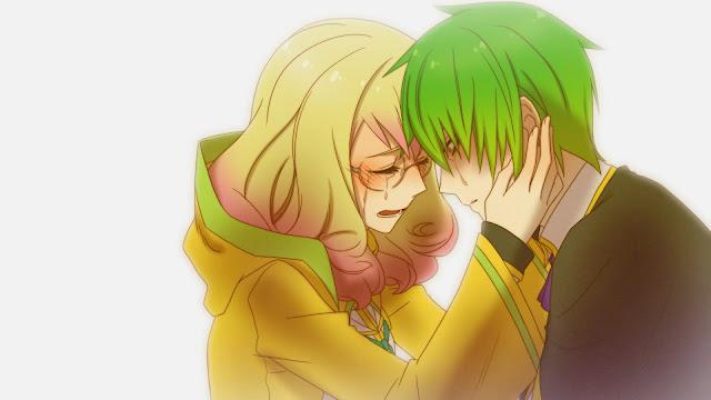 linda pareja Imagenes de anime de amor