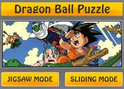 Dragon Ball Dual Puzzle
