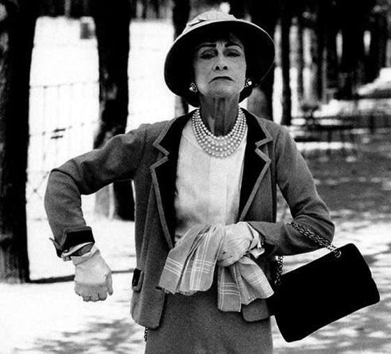 sassy Coco Chanel