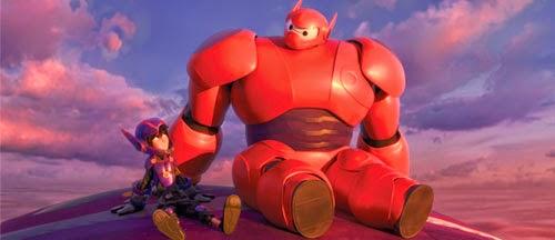 Big Hero 6 new on DVD and Blu-ray