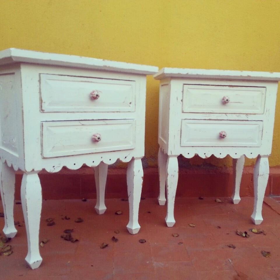 A designer inside before after mesillas vintage - Mesillas vintage ...