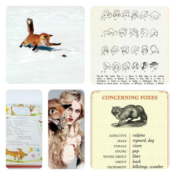 Foxy Inspiration