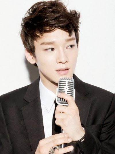 MBTI enneagram type of Chen / Kim Jongdae
