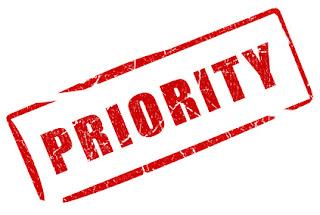 Skala prioritas dalam bisnis