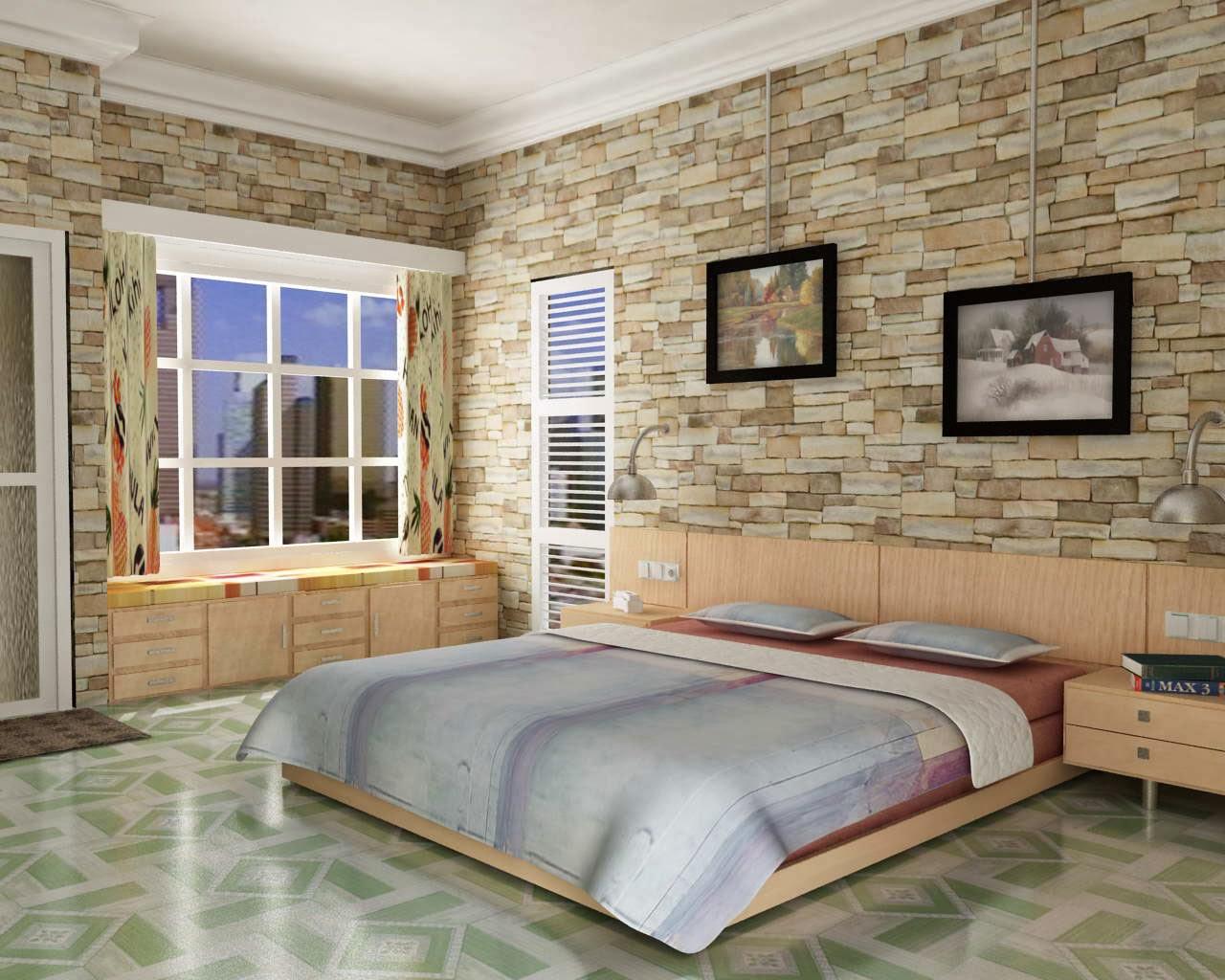 kamar tidur yang unik kini banyak diminati masyarakat karena kamar ...