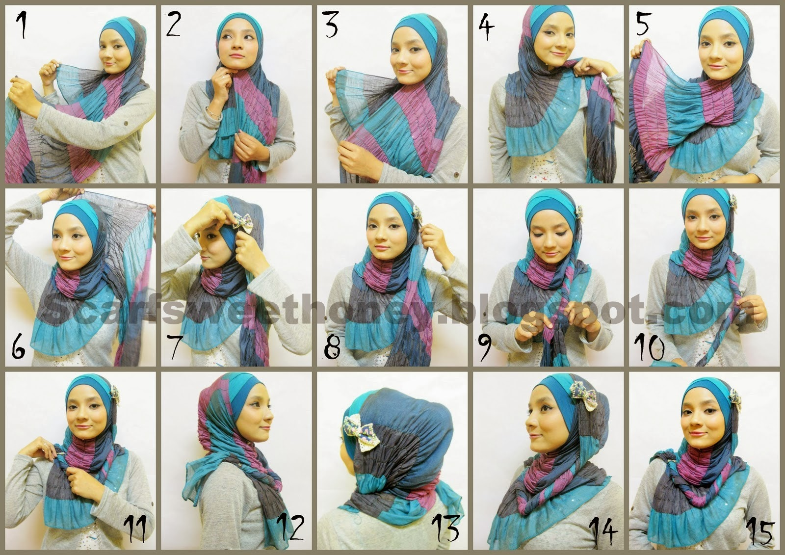 TuTorial Hijab 2013 2014