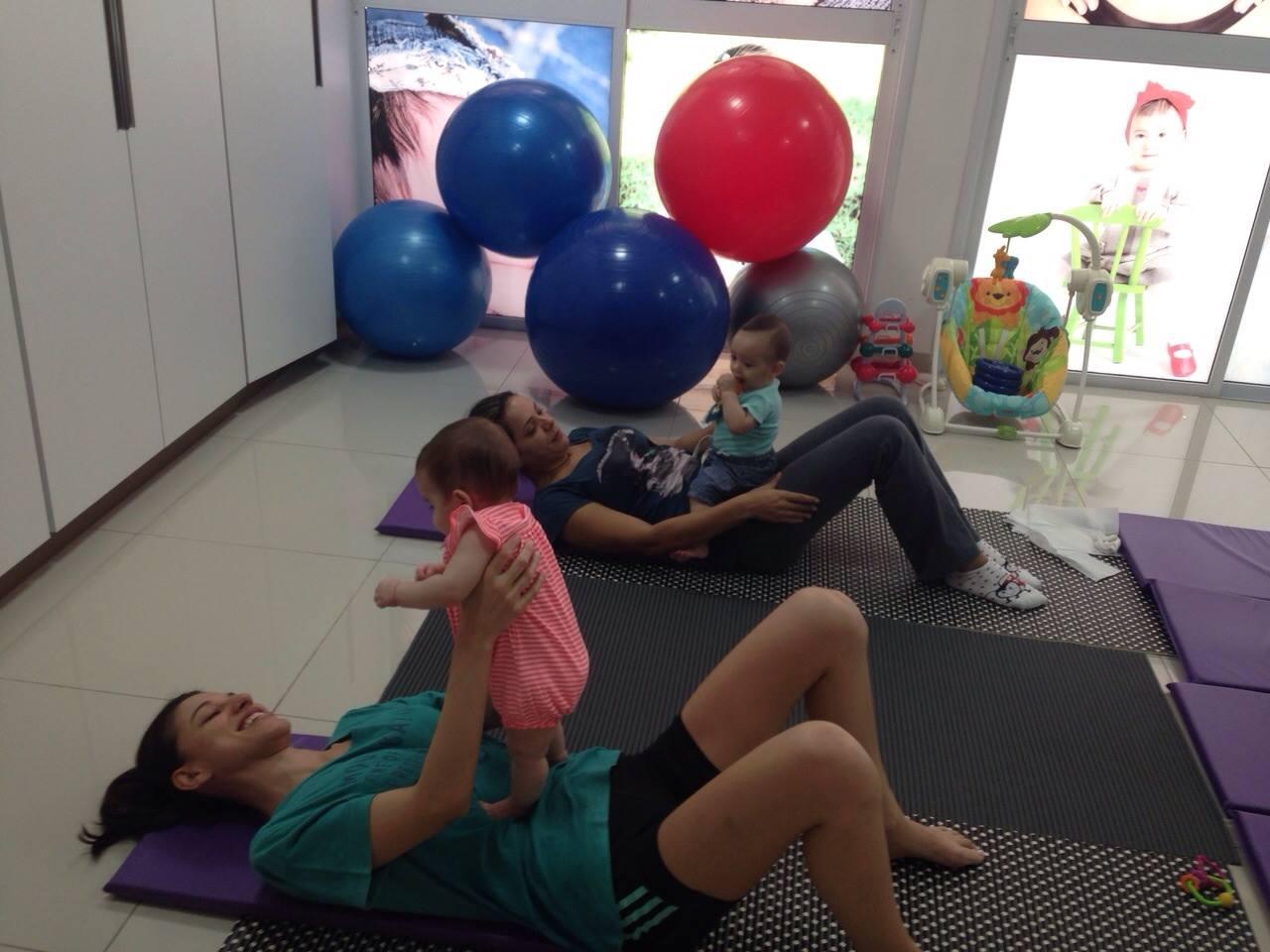 Baby Pilates