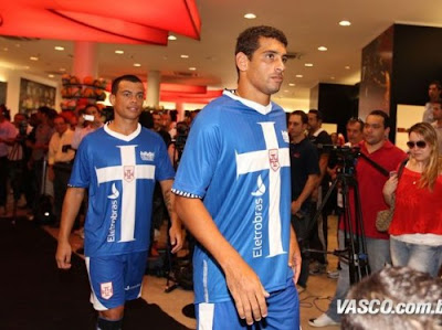 Nova Camisa oficial do Vasco 2012 2013