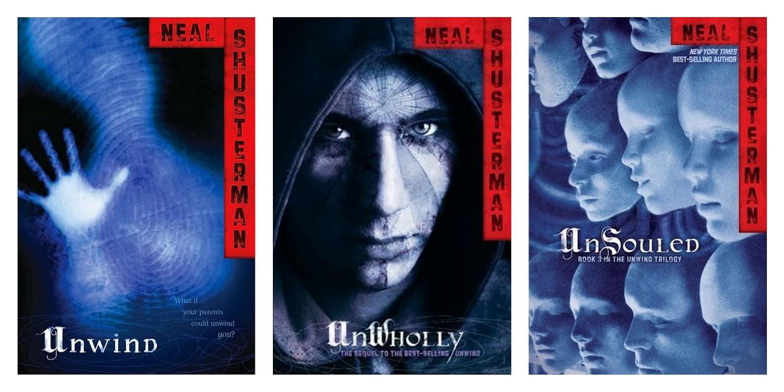 les fragmentés neal shusterman couverture - lectures de septembre
