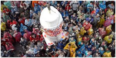 Enam Festival Paling Kotor dan Jorok di Dunia