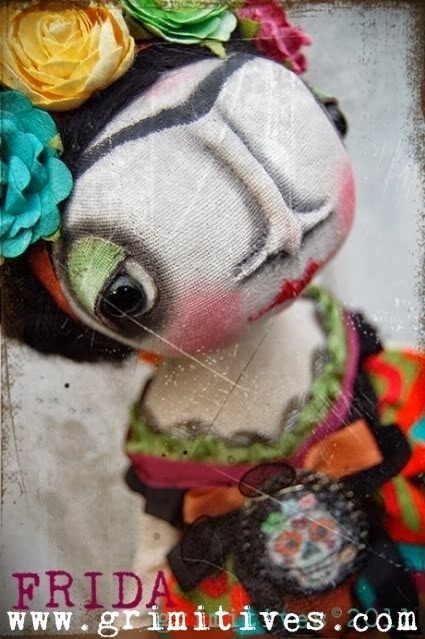 Where you can find Grimitive Dolls