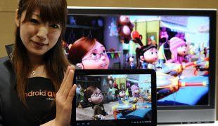 Nonton TV di Tablet Lokal