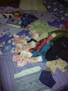 istri sering ngomel bersihkan kamar berantakan, lakukan cara ini