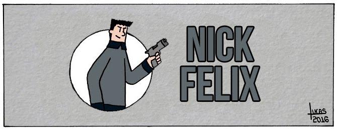 Nick Felix | Tiras seriadas