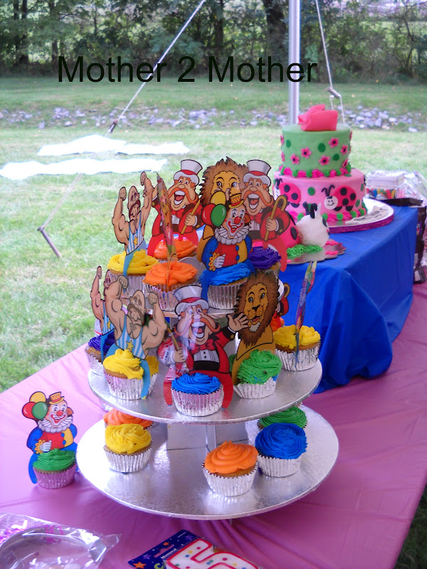 Children's Birthday Party Ideas - Carnival Themewindow ...