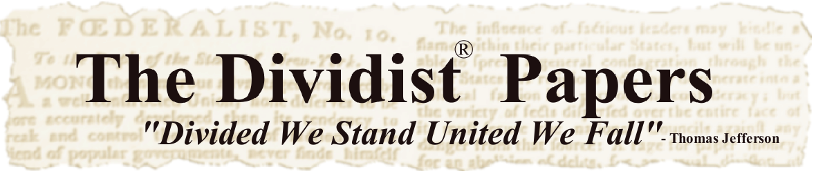 Divided We Stand United We Fall (The Dividist Papers)