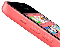 iPhone 5C Volume Rocker