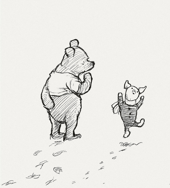 "15 Incredibly Wise Truths We Learned From Winnie The Pooh - ""A little consideration, a little thought for others, makes all the difference."""