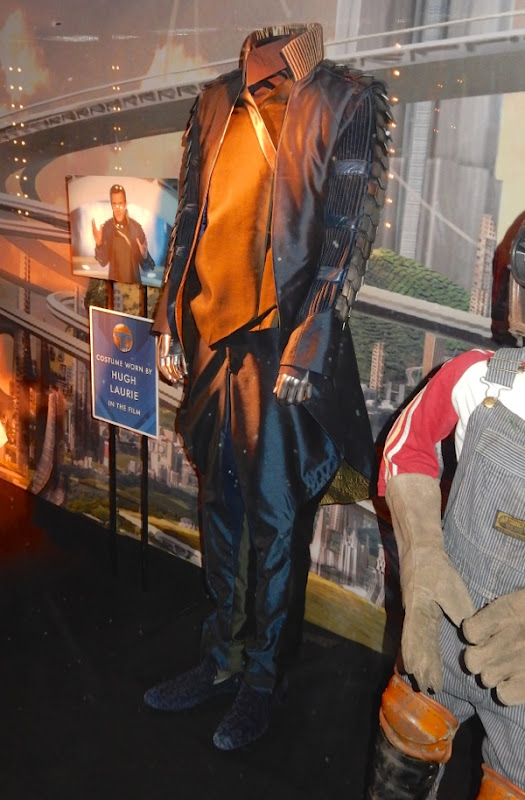 Hugh Laurie Governor Nix Tomorrowland film costume