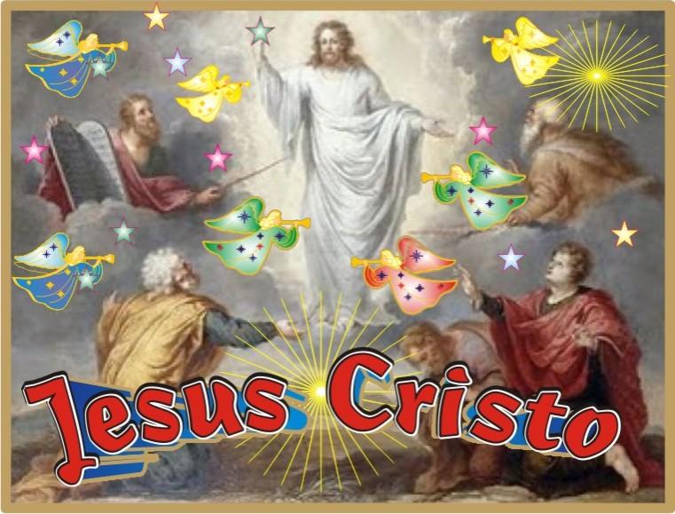 Jesus Cristo Nosso Eterno Redentor
