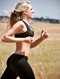 sexy running lose weight and maintain body