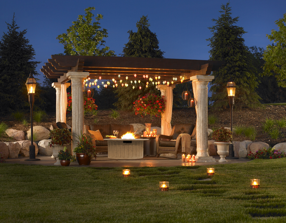 Stallings sheet metal outdoor rooms for Outdoor rooms photos