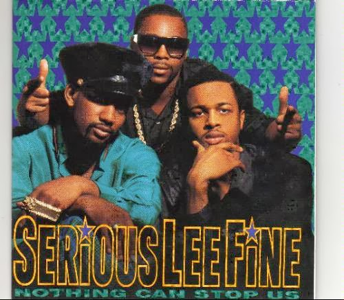 Serious-Lee-Fine - It's All About Love / The Bass Goes Bang