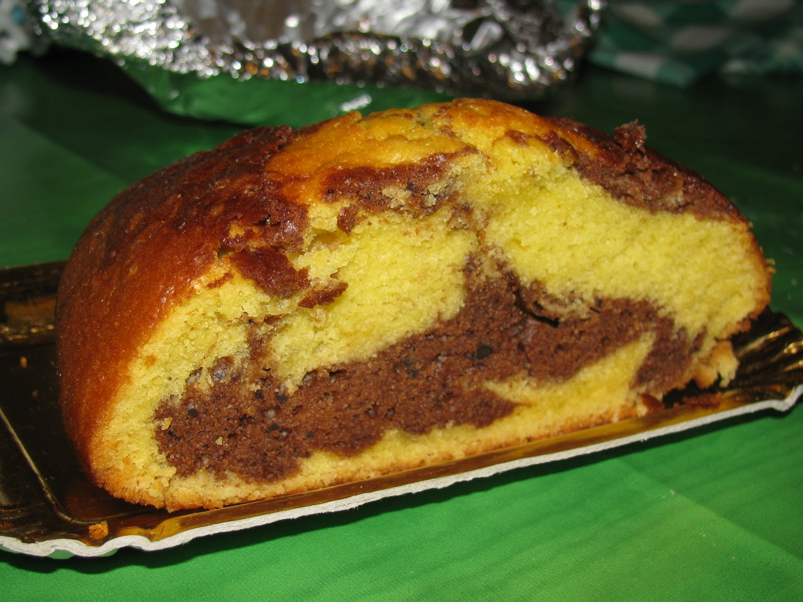 Cucina ... che passione!: Plumecake bicolore