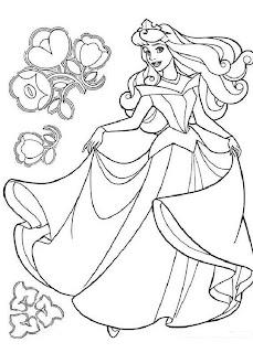 dicas de Desenhos de Princesas
